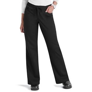 Grey's Anatomy Classic Scrub Pants in Black XXS